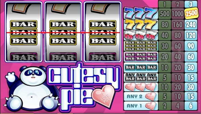 Enjoy The Amazing World Of Cutesy Pie Casino