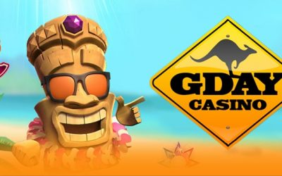 Enter In the World Of Gday Casino For Fun And Excitement